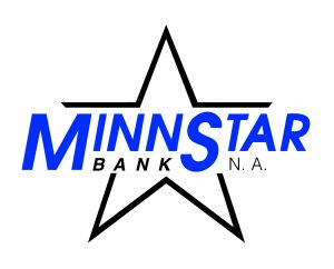 MinnStar Bank logo