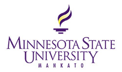 Minnesota State University Mankato Logo