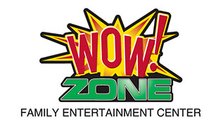 Wow! Zone Family Entertainment Center Logo
